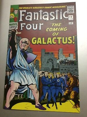 Fantastic Four #48 With Custom cover (True Believers Reprint)