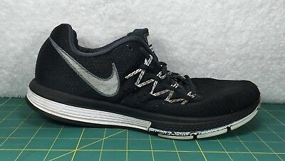 info for 09627 b2d94 Nike Air Zoom Vomero 10 Black Running Shoes Sneakers~Men s Size 9.5  717440-