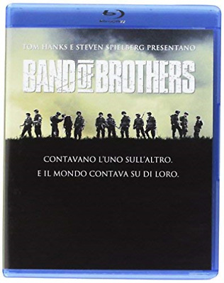 Band Of Brothers - Fratelli Al Fronte (6 Blu-Ray) BLU-RAY NEUF