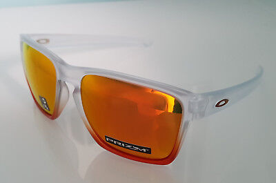 Oakley Sliver XL The Mist Collection OO9341-2757 Ruby Mist/Prizm Ruby NEW