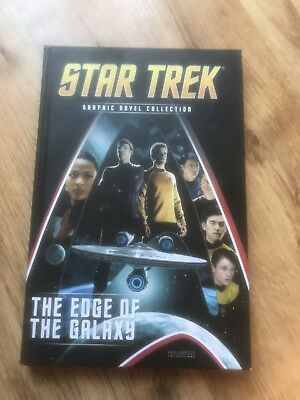 IDW Star Trek Graphic Novel Collection Vol. 12 - The Edge of the Galaxy