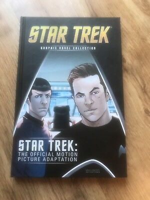 Idw Star Trek Graphic Novel Collection Vol Issue 7 Motion Picture Adaptation