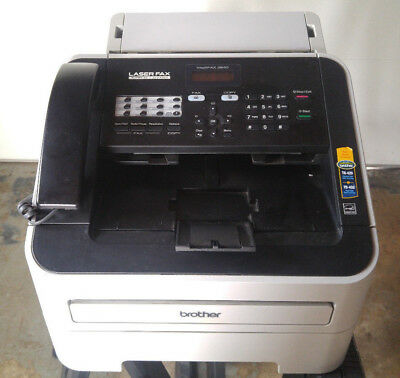 Brother FAX-2840 All-In-One Laser Printer