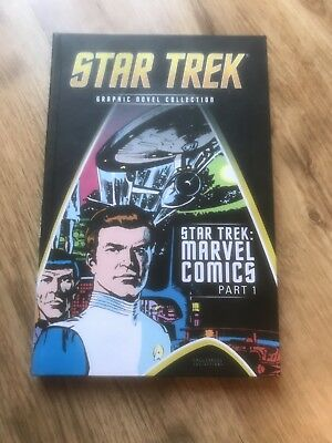 IDW Star Trek Graphic Novel Collection Vol. 13 - Star Trek: Marvel Comics Part 1