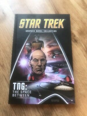 Idw Star Trek Graphic Novel Collection Vol Issue 5 Tng The Space Between