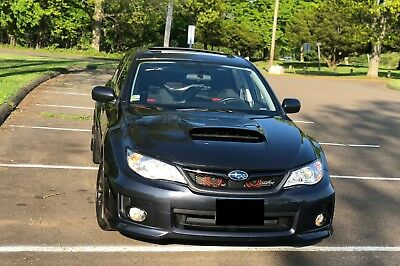 2012 Subaru WRX  2012 Premium Subaru WRX with Extras -Your Fun (and Fast) Winter Sleigh Ride