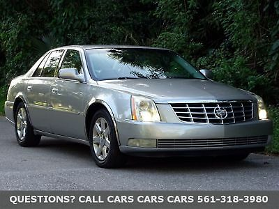 2006 Cadillac DTS ONLY 53429 MILES-LIKE 07 08 09 10-WE SHIP ANYWHERE FLORIDA IMMACULATE-2-KEYS-NEW TIRES-ONLY 53K MILES-BEST DEAL ON LOW MILEAGE DTS-