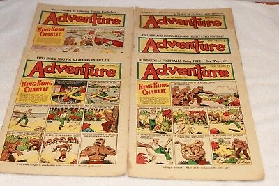 5  Adventure  Comics....1951.... Lots  More  Today / This  Week..lot 2