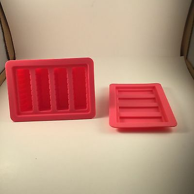 Silicone Butter Mold with lid