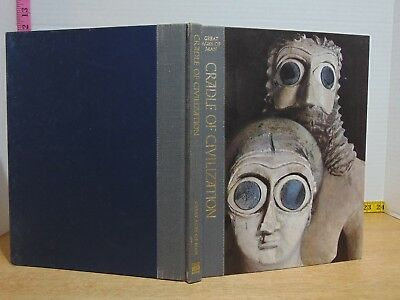 Time-Life Great Ages Of Man: Cradle Of Civilization (1967, Hardcover)