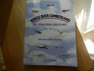 """wings Over Cumberland"" Maryland Private Aviation 1920-2000 Sgd By Authors"
