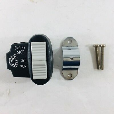 Cev Puch Moped Engine Stop Run Switch Nos