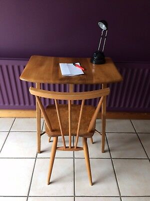 Ercol Plank Extension Table Desk
