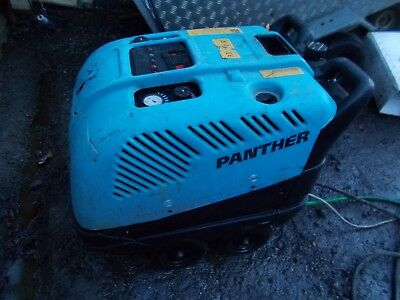 Edge Panther 240V Diesel Hot/cold Pressure Washer. Poss Uk Shipping