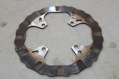 Kawasaki KX450 Factory Team Issue Braking Rear Brake Rotor Disc PRO85.13