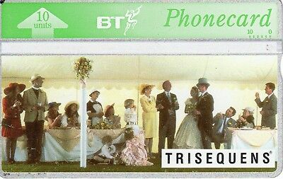 BT Phonecard BTM 018 TRISEQUENS BT Medical Card issued by Pharmaceutical Company