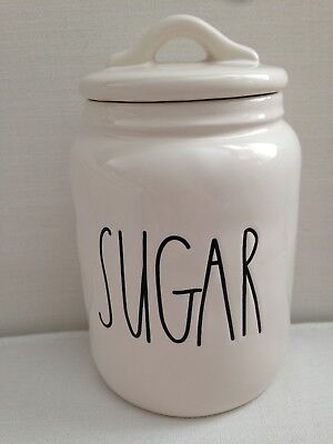 Rae Dunn Small Eat Canister Ll New 30 00 Picclick