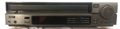 Sony MDP-333 LaserDisc Player Parts or Repair  EB-918