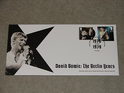 David Bowie: The Berlin Years - Souvenir Cover - Limited Edition