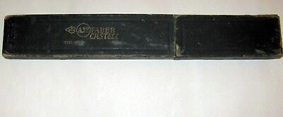 Antique Slide Rule A.W. FABER CASTELL 1/54  Logarithmic pre WWII Germany