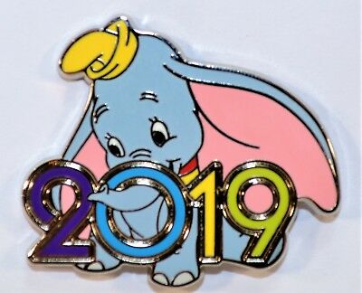 Disney Parks Exclusive 2019 Mystery Box Collection Dumbo Pin NEW CUTE