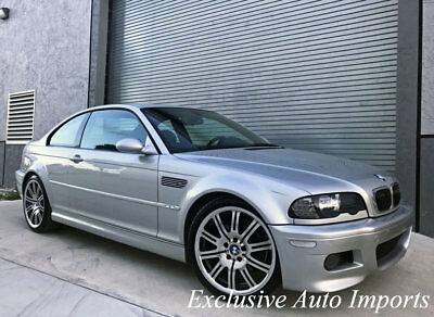 2004 Bmw M3 E46 M3 Smg Coupe Recent Maintenance Enthusiast-Own 2004 Bmw E46 M3 Smg Coupe Recent Maintenance Enthusiast-Owned Tasteful Upgrades!