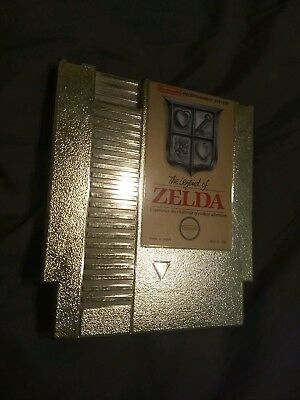 The Legend of Zelda (Nintendo Entertainment System, 1987) NES