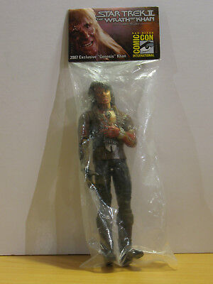 Diamond Select Art Asylum Star Trek II: Wrath Of Khan Bloody Genesis Figure SDCC