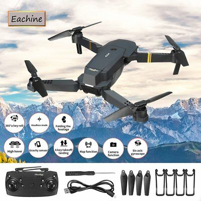 Eachine E58 WIFI FPV mit 2MP Weitwinkel Kamera faltbare RC Drone Quadcopter UP