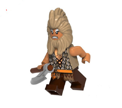 Mini Figurine NEW Fits The Lord Of theRings / Hobbit  BEORN