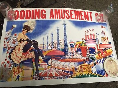 Gooding Amusements poster