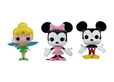 Funko POP! Disney: Mickey mouse 2342.51.76 Set of 3 In stock