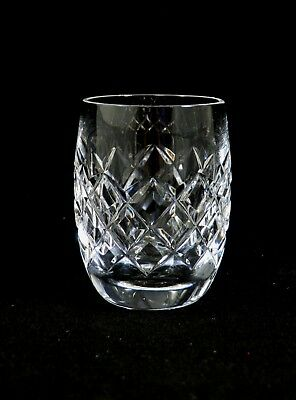 Waterford Crystal Bar Shot Glass Alana old mark IRELAND qty up to 2