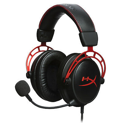 HyperX Cloud Alpha Pro Gaming Headset for PC, PS4, Xbox1, Switch [RE-CERTIFIED]