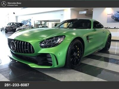 2018 Mercedes-Benz AMG GT AMG GTR AMG GTR, MB CERTIFIED PRE-OWNED, GREEN HELL MAGNO!! CLEAN 1 OWNER!!