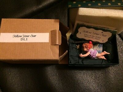 Donna Lee Follow Your Star Angel Christmas Ornament – New in Box