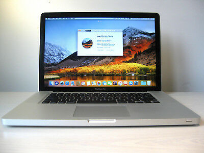 "Apple MacBook Pro 15.4"" 8Gb/2.0GHz Core i7/1Tb HDD macOS High Sierra 10.13.6 EC"