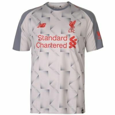 Liverpool Third (3rd) Shirt 2018/19 Size S to 3XL Adult Sizes