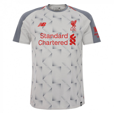 2018/19   Adults   Liverpool FC Third Shirt   All Player Names & Customs