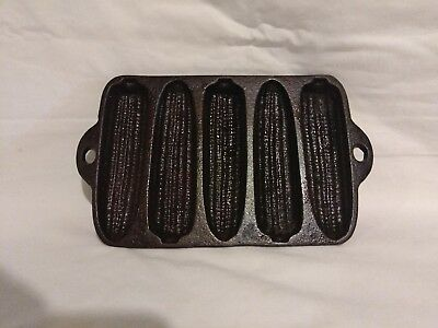 Vintage Cast Iron Corn Bread Pan Griswold? Wagner?