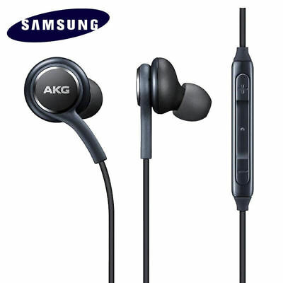 New OEM Samsung S9 S8+ Note 8 AKG Earphones Headphones Headset Ear Buds EO-IG955