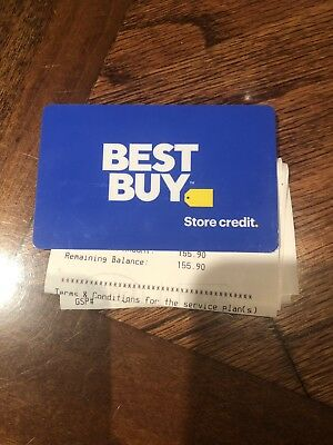 Best Buy Gift Card $155.90Value, Only $145! Free Shipping!