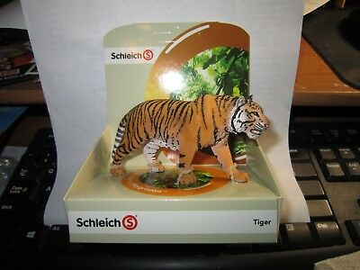 Schleich Tiger 14729 NEW