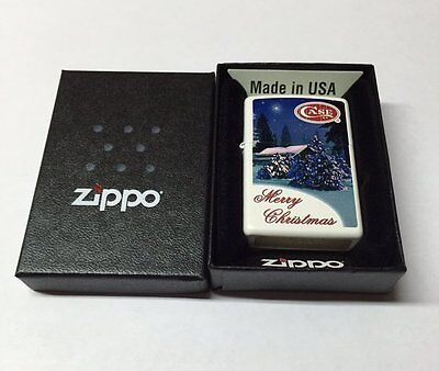 Zippo - W.R. Case & Sons Limited Edition Christmas Holiday Theme Lighter.