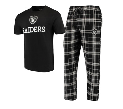 26bdc4fa OAKLAND RAIDERS NFL Concepts Sports Wildcard Men's Pajama Pants-SIZE ...