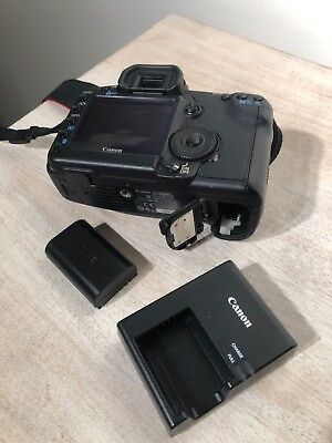 Canon EOS 5D Mark II 21.1MP Digital SLR Camera Black Body Only