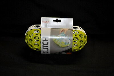 Boon Clutch Green Dishwasher Basket for Baby Bottle Nipples - New