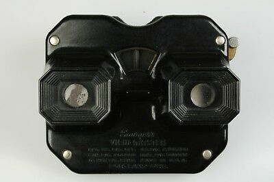 SAWYERS Bakelite VIEWMASTER  View Master Steroe Viewer Made in USA Portland