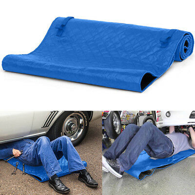 Unique Magic Pad Blue Automotive Creeper Rolling Pad For Working On The Ground