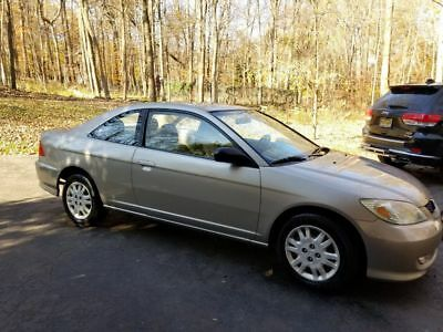 2004 Honda Civic  Honda Civic 2004